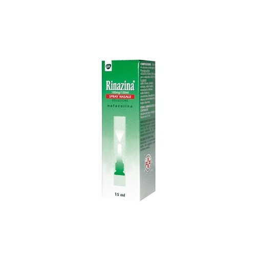 RINAZINA*SPRAY NAS 15ML 0,1%