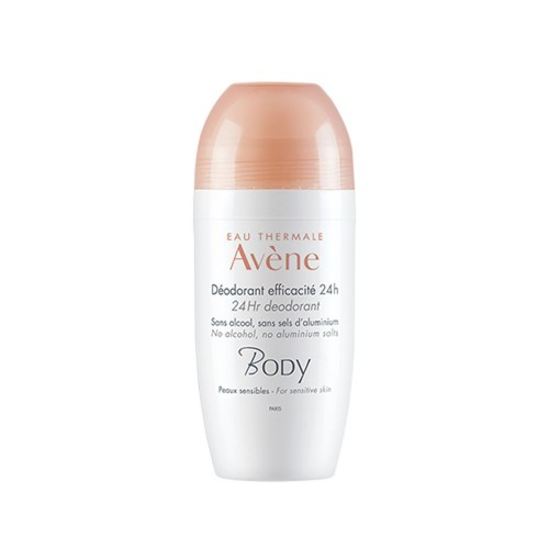 AVENE ETA BODY DEODORANTE 24H 50 ML ROLL ON