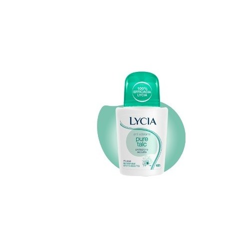LYCIA ANTI ODORANTE PURE TALC ROLL-ON 50 ML