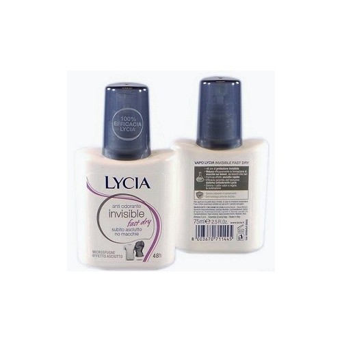 LYCIA DEOD SUPERCLEAN 75 ML