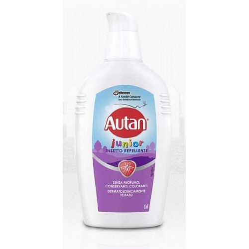 INSETTOREPELLENTE AUTAN FAMILY CARE JUNIOR 100ML