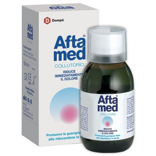 COLLUTORIO AFTAMED 150 ML