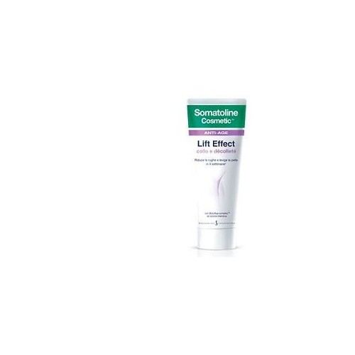 SOMATOLINE COSMETIC LIFT EFFECT COLLO E DECOLLETE 50 ML