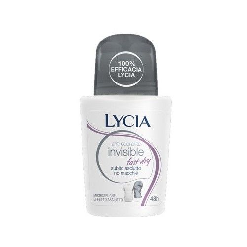 LYCIA ROLL ON ANTI ODORANTE INVISIBLE 50 ML