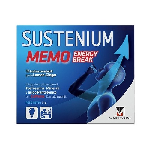 SUSTENIUM MEMO ENERGY BREAK 12 BUSTINE