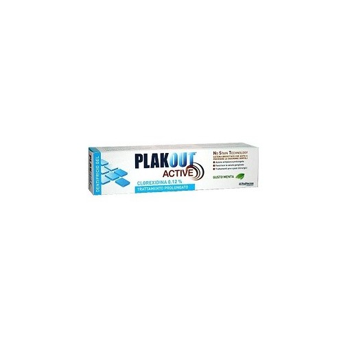 PLAKOUT ACTIVE DENTIFRICIO 0,12% 75 ML