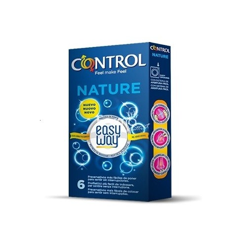 PROFILATTICO CONTROL NATURE EASY WAY SOLUTION 6 PEZZI