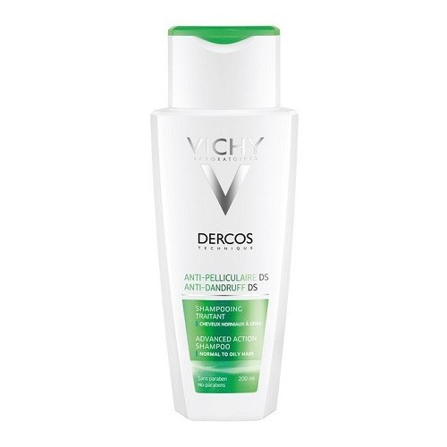 DERCOS SHAMPO ANTIFORFORA GRASSI 200 ML