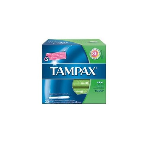 TAMPAX BLUE BOX SUPER 20 PEZZI