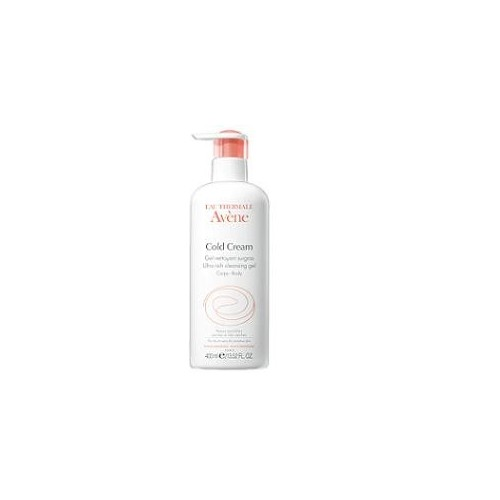AVENE EAU THERMALE COLD CREAM GEL DETERGENTE SURGRAS 400 ML