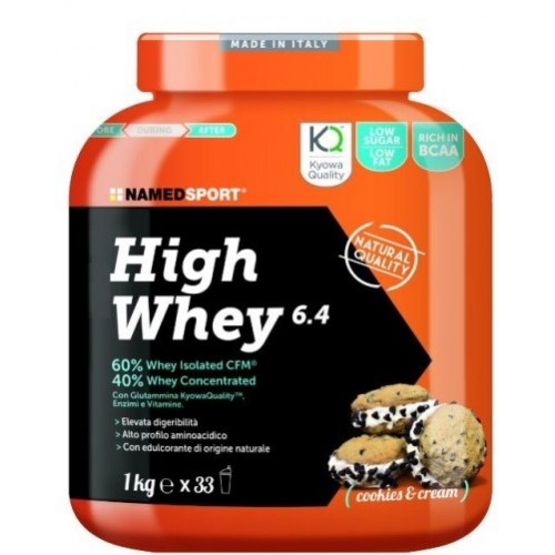 HIGH WHEY COOKIES AND CREAM 1 KG