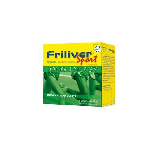 FRILIVER SPORT LONG ENERGY 8 BUSTINE