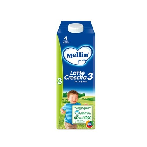 MELLIN LATTE CRESCITA 3 1000 ML
