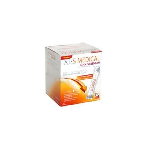 XLS MEDICAL MAX STRENGTH 60 STICK OROSOLUBILE