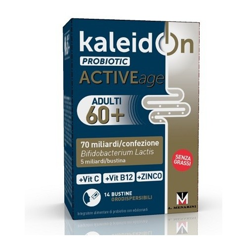 KALEIDON PROBIOTIC ACTIVE AGE 14 BUSTINE