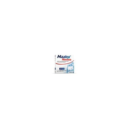 MAALOX NAUSEA ADULTI 5 MG