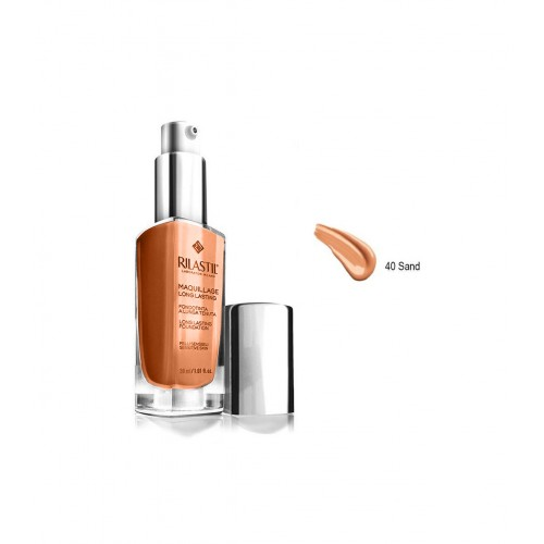 RILASTIL MAQUILLAGE FONDOTINTA LONG LASTING 40 30 ML
