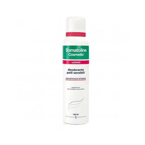 SOMATOLINE COSMETIC DEO UOMO SPRAY 150 ML