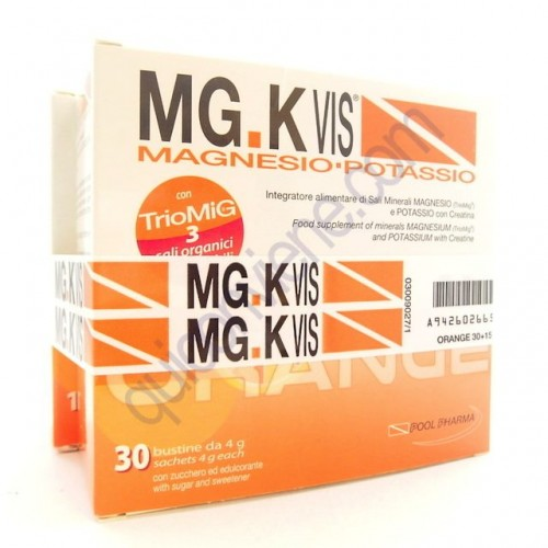 MGK VIS ORANGE 30 BUSTINE + 15 BUSTINE